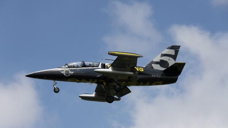 L-39 Albatros z Breitlinga