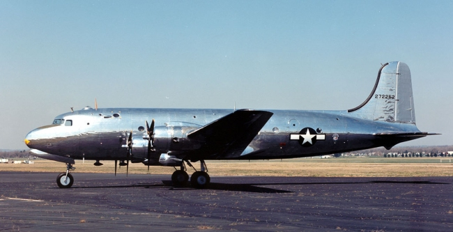 "VC-54C ""Sacred Cow"""
