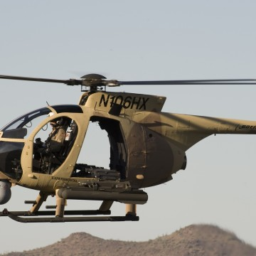 AH-6i Helicopter