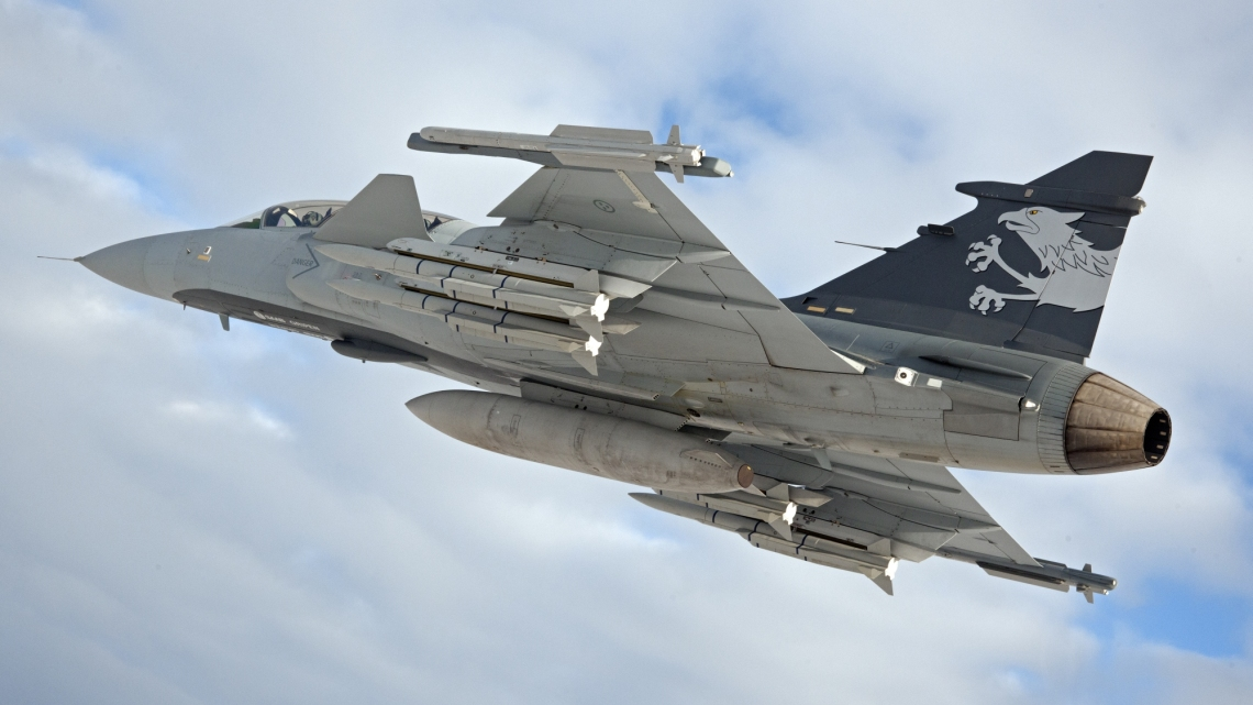 gripen indonezja