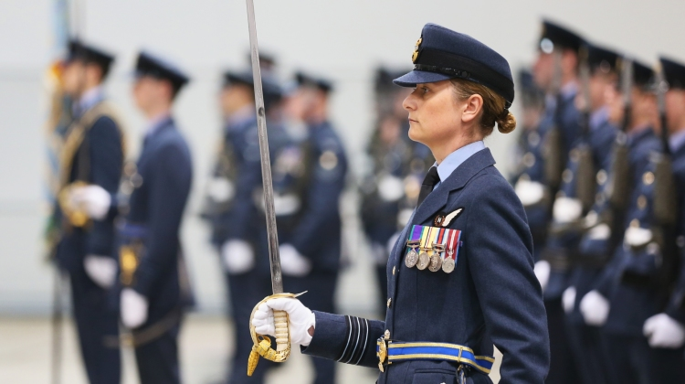 II(AC) Sqn re-role and reformation of 12(B) Sqn
