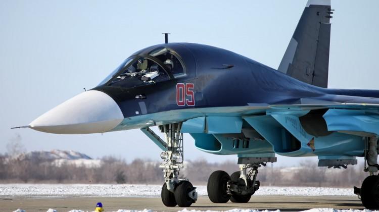 Algieria Su-34   Konflikty.pl