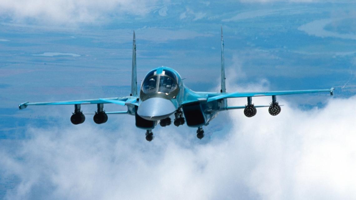 Być może powstanie jednomiejscowa wersja Su-34 | Konflikty.pl