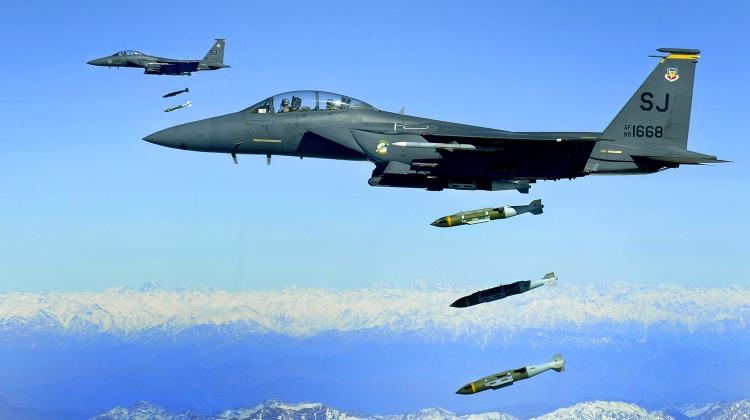 F-15E Strike Eagle JDAM