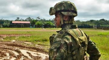 fot. Ejército Nacional de Colombia