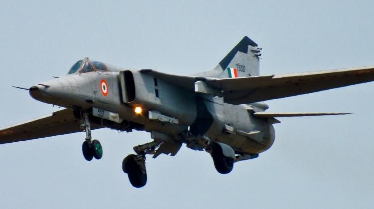 MiG-27_from_No.18_Squad,_Kalaikunda