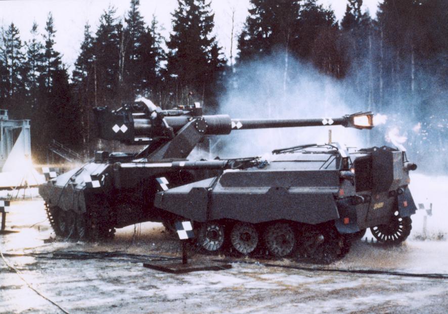 UDES XX-20 (fot. via Svensk Pansarhistorisk Förening)