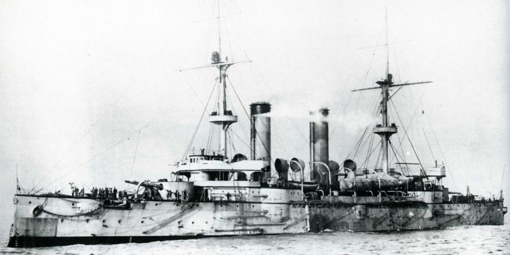 Krążownik pancerny Asama