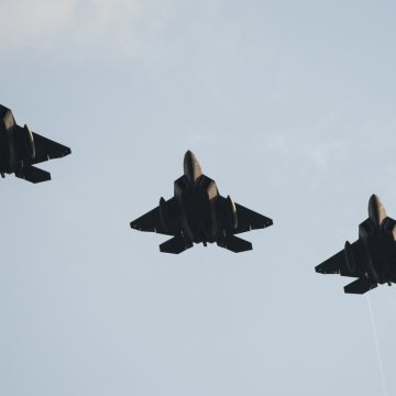(fot. US Air Force / Staff Sgt. Chad Warren)