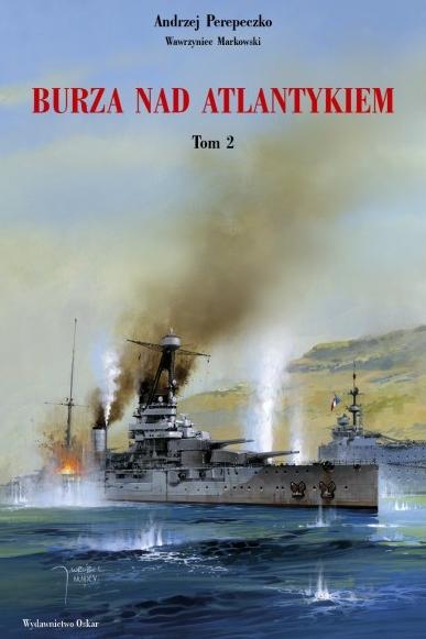 Burza nad Atlantykiem tom II