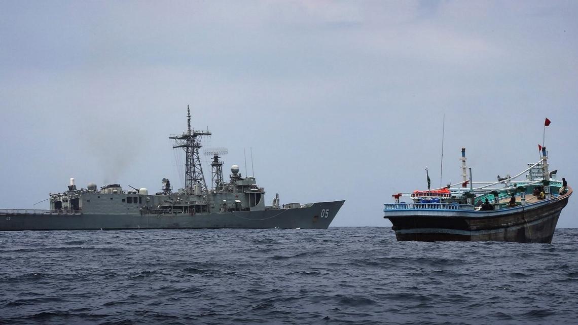Australijskie fregaty dla Polski