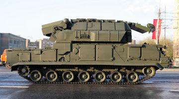 9K331M Tor-M2U