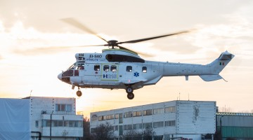 Lorette Fabre, Airbus Helicopters