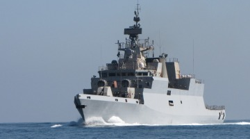 Indian Navy, via Wikimedia Commons, na licencji  Creative Commons Attribution 2.5 India