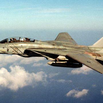F-14A_Tomcat_of_VF-84_in_flight_in_1986