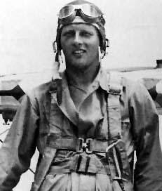John Walmsley w czasie wojny koreańskiej (fot. US Air Force)