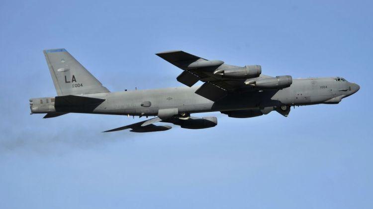zmodernizowane B-52H