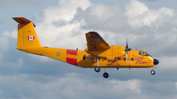 samolot sar dla kanady