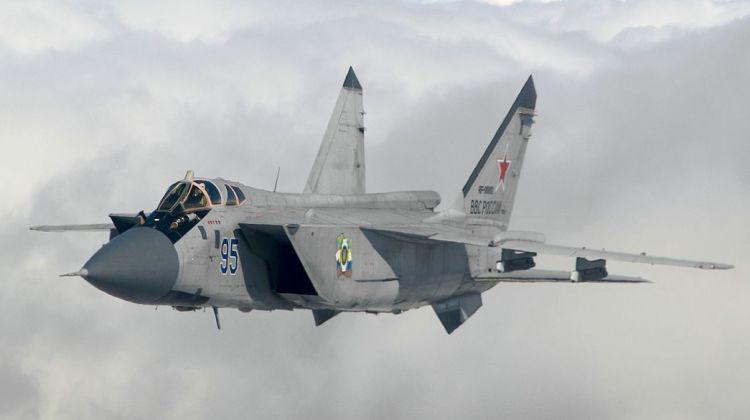 Powstanie następca MiG-31   Konflikty.pl