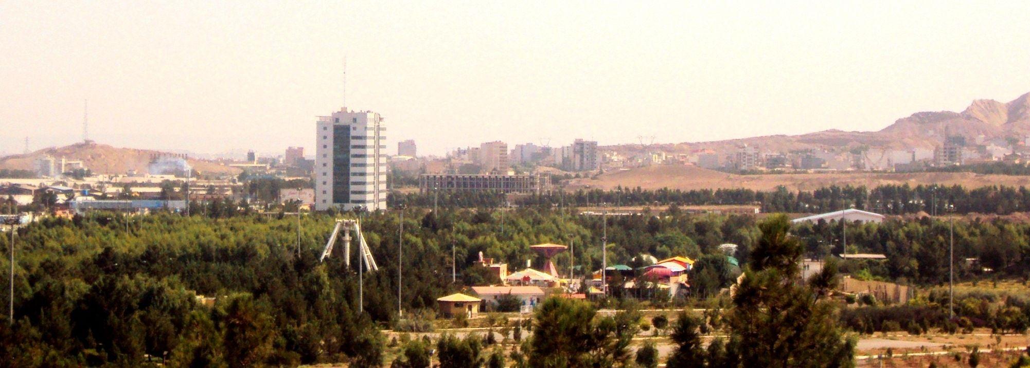 Panorama Kom (fot. Mohammad mahdi P9432, Creative Commons Attribution-Share Alike 3.0 Unported)