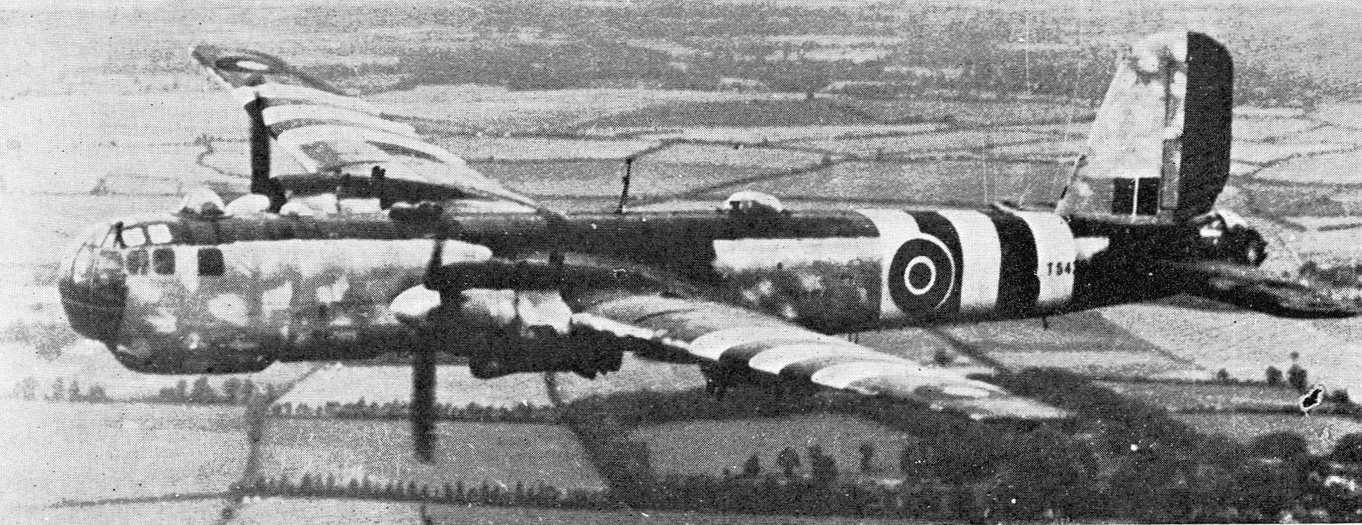 Eric Brown | Zdobyczny He 177A-5 testowany przez Brytyjczyków w czasie wojny