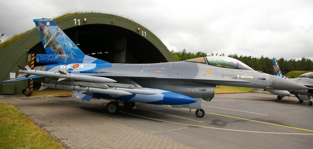 belgia następca f-16