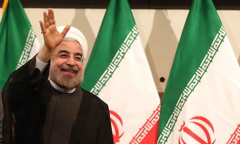 Hasan Rouhani (fot. Meghdad Madadi, Creative Commons Uznanie autorstwa 4.0 Międzynarodowe)
