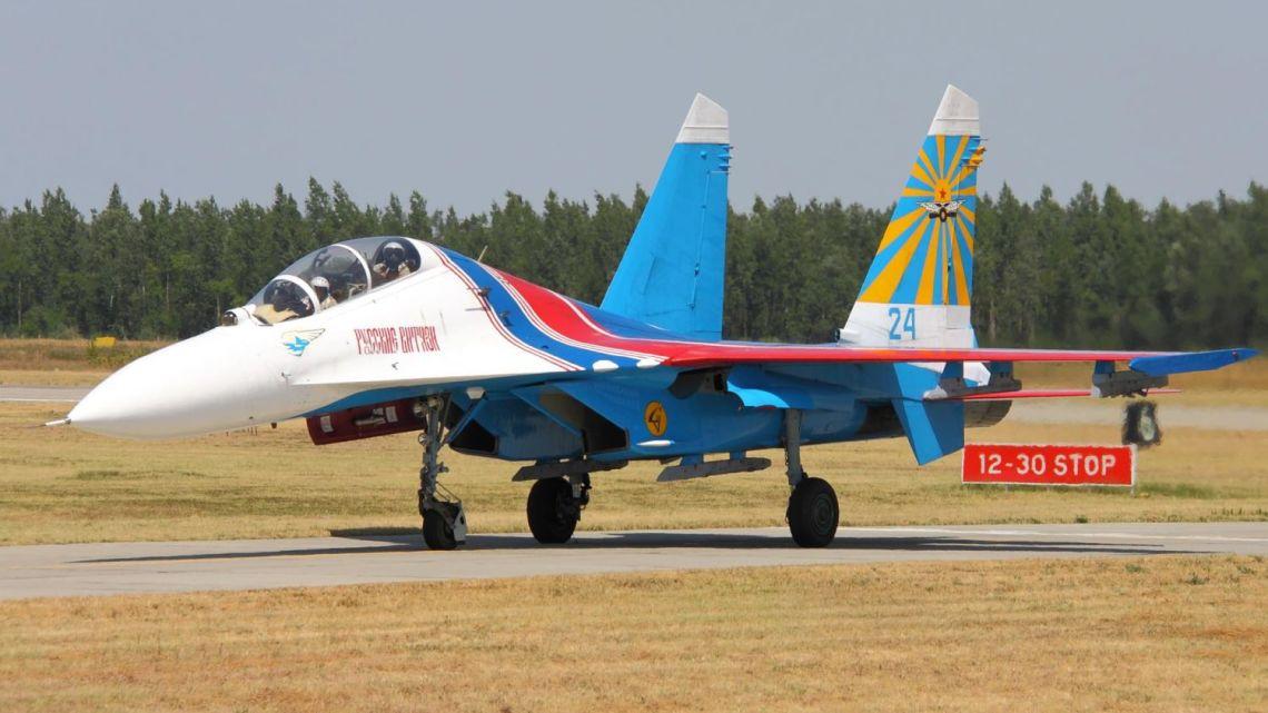 russkije witiazi su-30