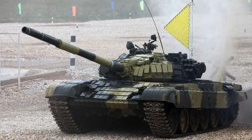 biatlon T-72 nikaragua