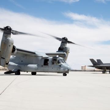 U.S. Air Force/Christian Turner