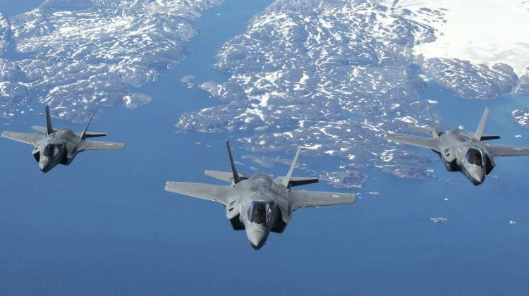 F-35 Lightning Wielka Brytania