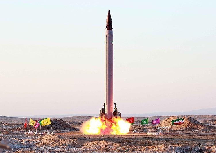 Iran trzecia podziemna baza