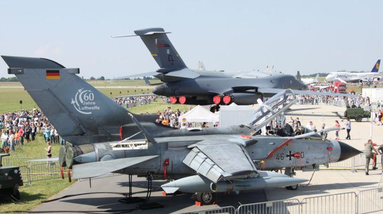 Tornado i B-1 na ILA 2016