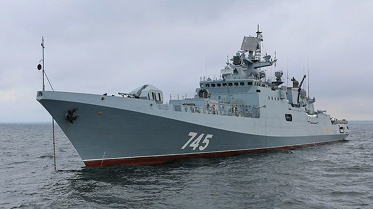 fregaty projektu 11356m