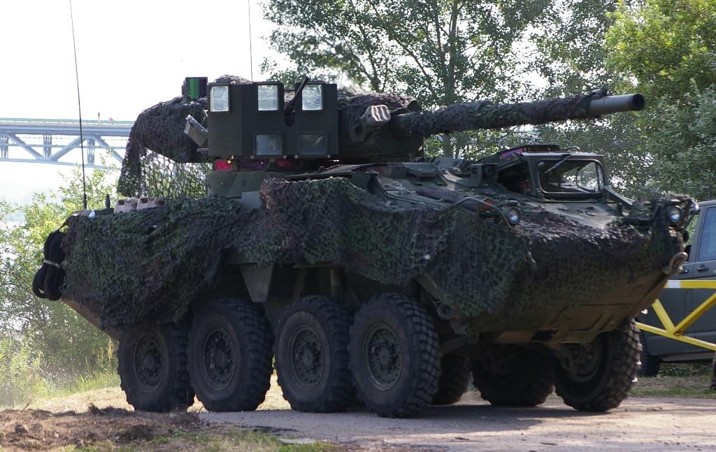 Wóz wsparcia ogniowego Stryker