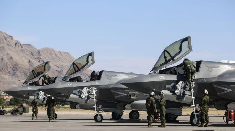 tańsze F-35