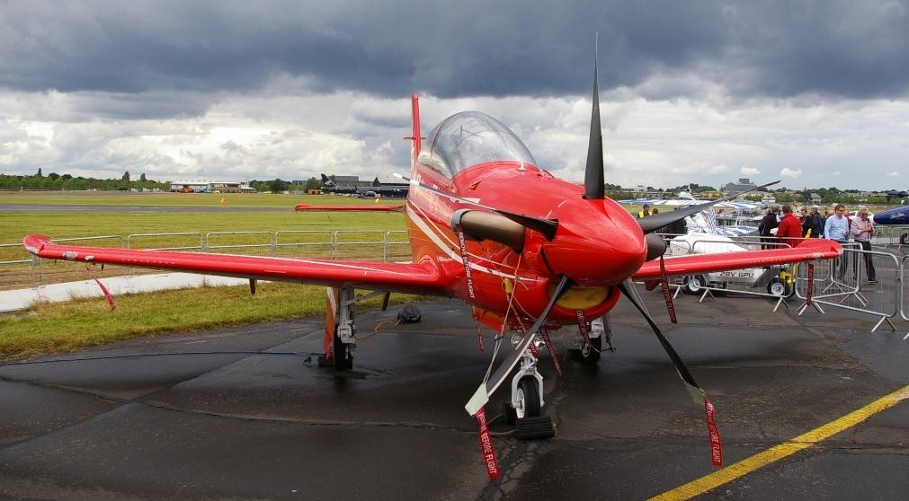 Szwecja T-X | Pilatus PC-21 | Maciej Hypś, konflikty.pl