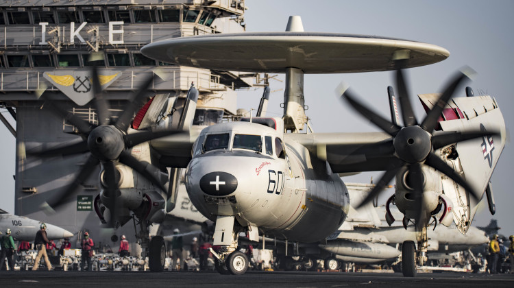 Chiński E-2 Hawkeye | Konflikty.pl