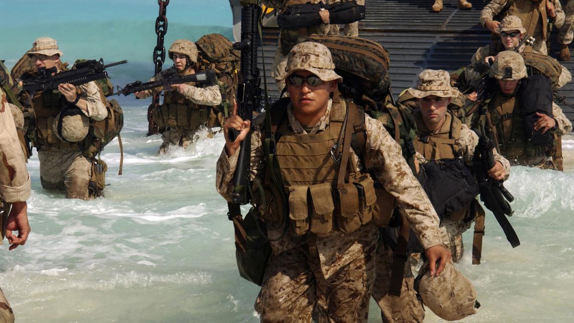 Marine Littoral Regiment powstanie na Okinawie