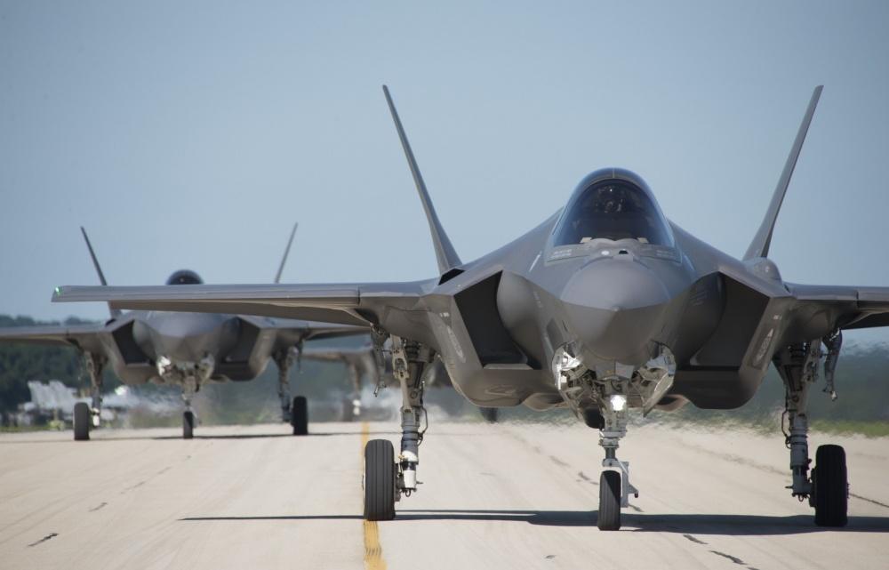 Myśliwce F-35 dla Tajwanu?