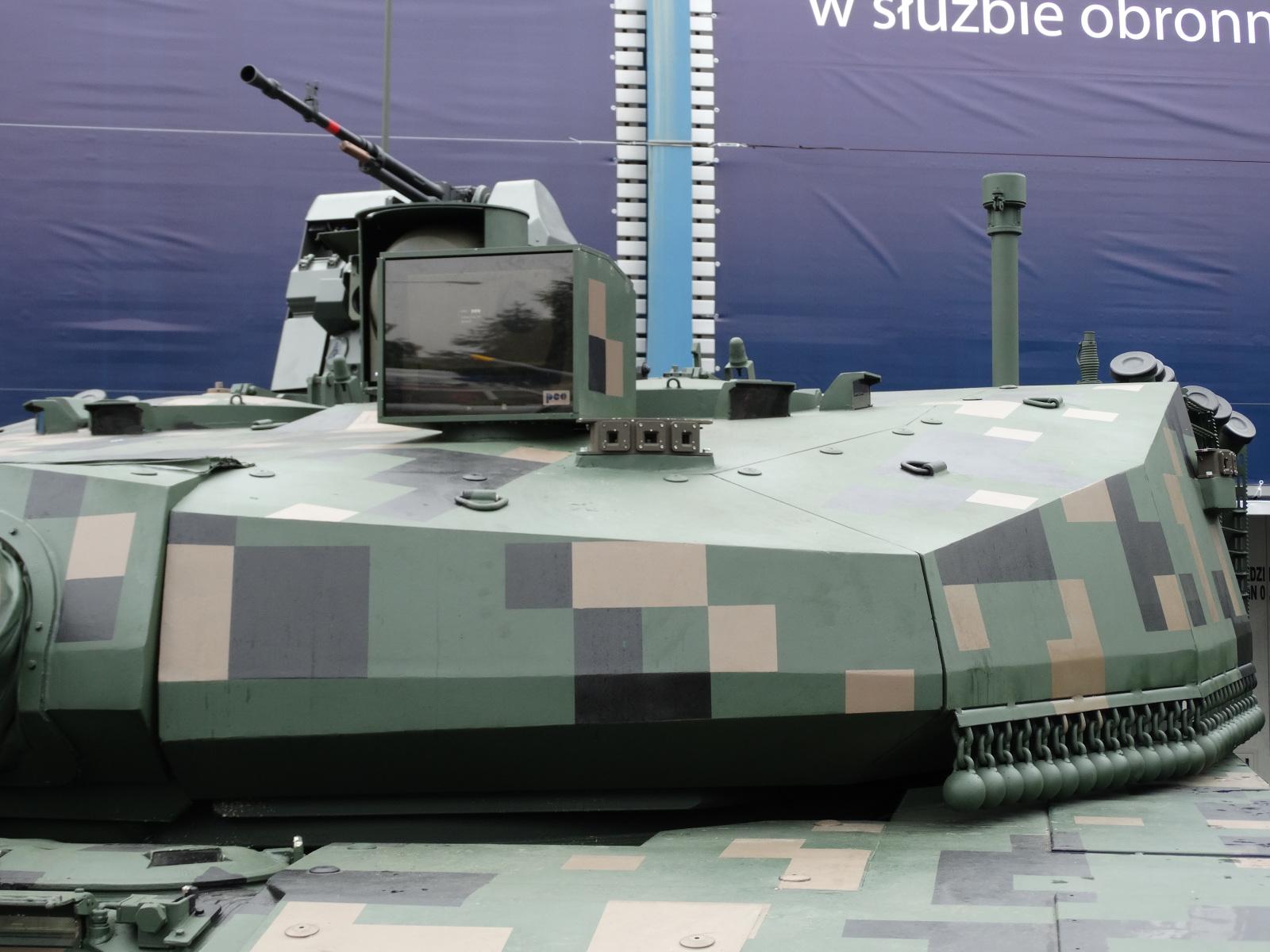 czołg PT-16 - wieża