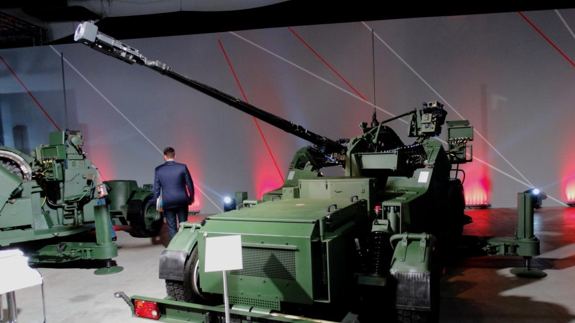 przeciwlotniczy system rakietowo-artyleryjski Pilica