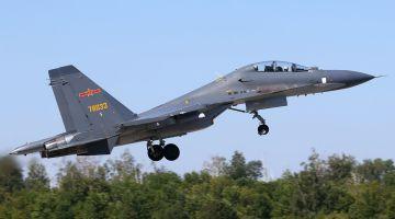 Rosyjskie myśliwce