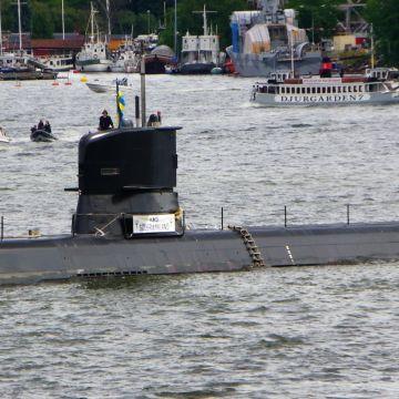 Okręty podwodne typu Södermanland