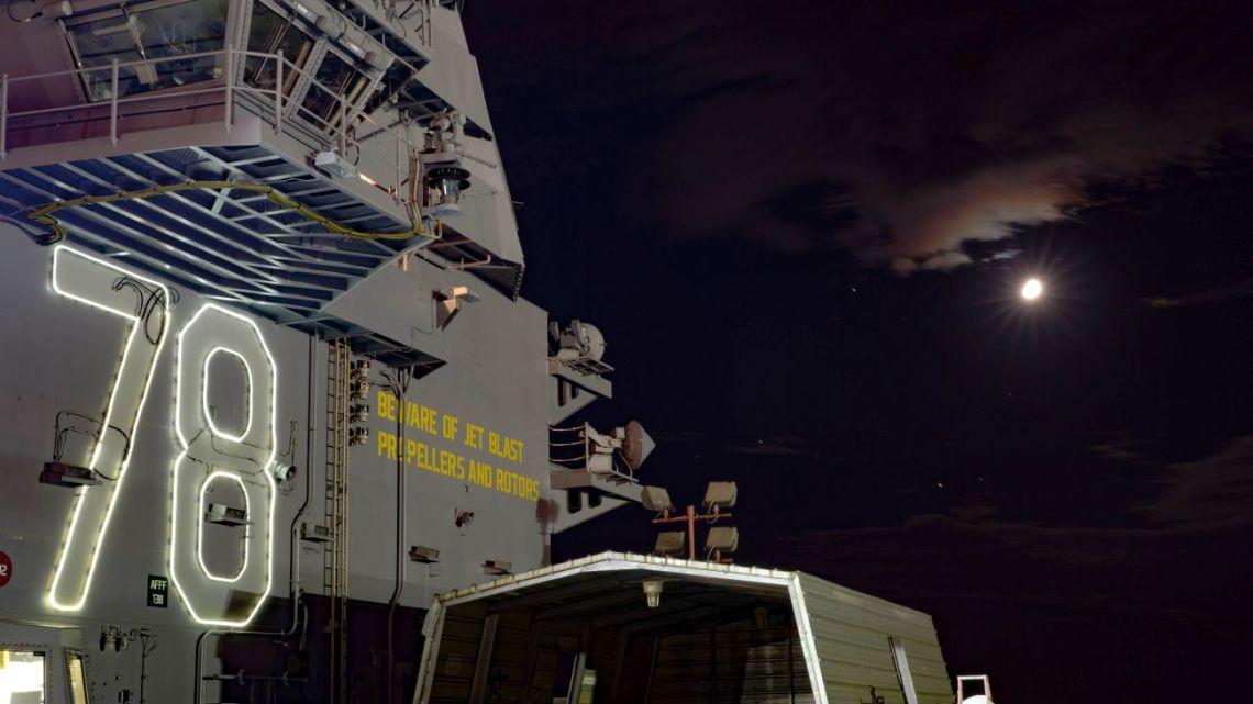 anulowanie budowy USS Enterprise