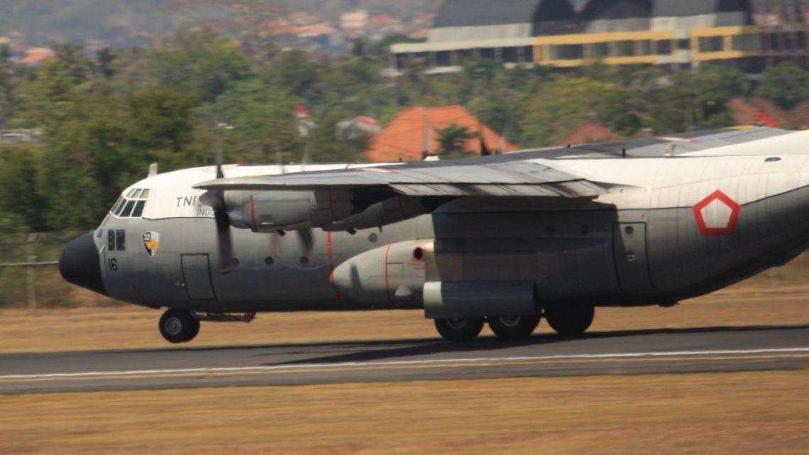 katastrofa c-130 indonezja
