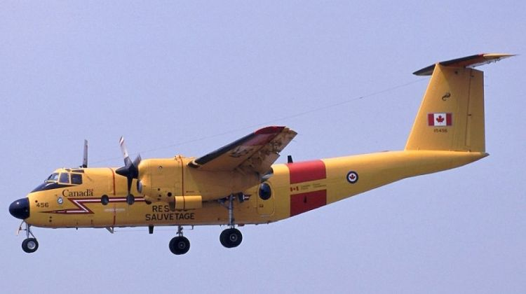 samolot sar kanada