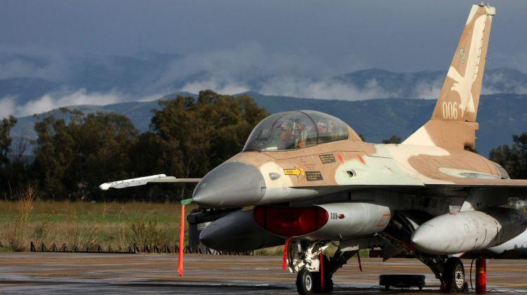 f-16b-israel