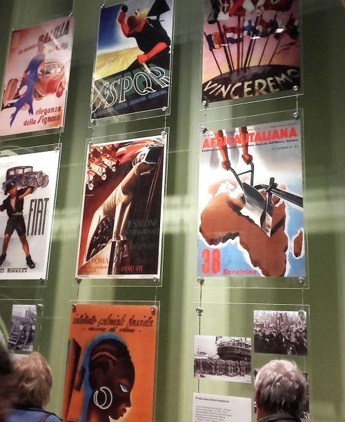 Muzeum II Wojny Światowej – Włochy przed wojną – propaganda