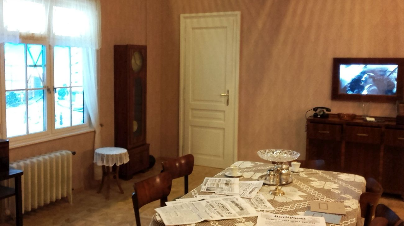 Warszawskie mieszkanie we wrześniu 1939 roku